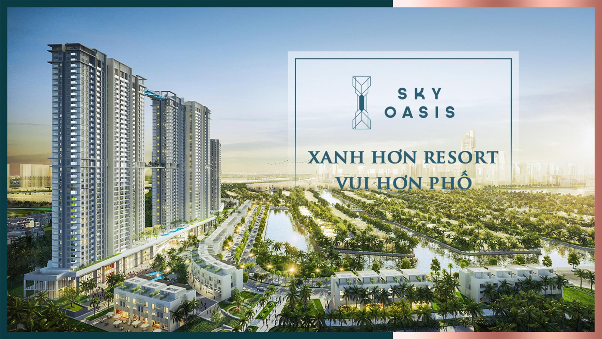 Sky oasis ecopark 1